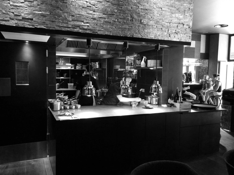 Uformel: med chefen i køkkenet   vink københavn
