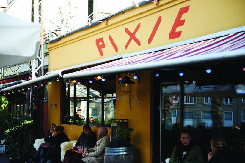 pixie cafe østerbro